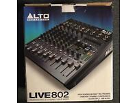 Alto Professional Channel Mixer