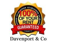WE WILL RENT YOUR PROPERTY - GUARANTEED RENT FOR 2 OR MORE YEARS