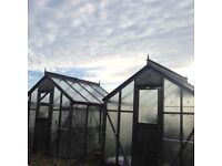 2 Greenhouses for Sale