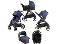 Baby Jogger City Premier FULL travel system NEW
