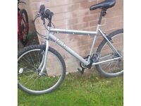 Almost NEW ... trax adults mountain bike