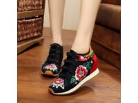 Floral chicsneakers