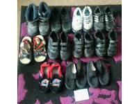 Boys footwear size 10