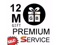 Low priced gift lines from 6-36months for all linux based boxes e.g openbox/zgemma/amiko