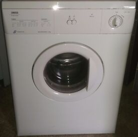 ZANUSSI 5KG VENTED DRYER -IN GOOD WORKING ORDER