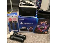 Playstation VR Camera & Motion Controllers