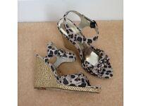 Ladies Wedge Sandal