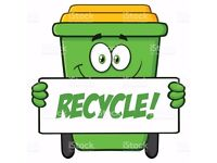GarbageBoy Rubbish Remover,1st Collection Free,Waste Removal Bin Collection, Large or Tiny WeCollect