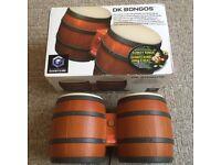 RARE - Nintendo Gamecube Donkey Kong Bongo Drums in Original Box