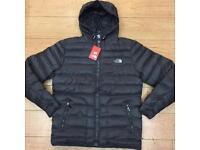 Men's Northface padded jackets S-XXL...