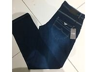 Brand New With Tags Men's Armani Jeans 3 Colours £20 Each