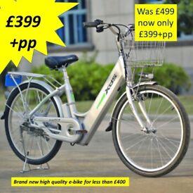 Electric e-Bike. BRAND NEW 48V 240W