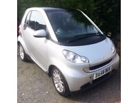 Smart fortwo 1.0 Passion 2dr