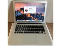 "Apple MacBook Air 13"", hardly used, still in warranty until 21/11/17"