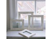 Set of 4 BRAND NEW photo frames