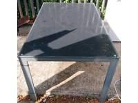 Large patio set