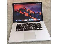 "MacBook Pro 15"" Early 2011, 16GB RAM, SSD & HDD, Core i7 2.2GHz (4 core)"
