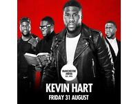 KEVIN HART TICKETS MANCHESTER ARENA