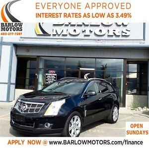 2010 Cadillac SRX Luxury*EVERYONE APPROVED* APPLY NOW DRIVE NOW.
