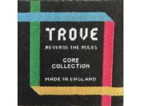 Trove Core Collection Black Wallet