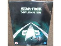 NEW! Star Trek Deep Space Nine: The Full Journey DVD Box Set Complete Series 1-7 x49 Discs