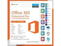 Microsoft Office 365 Pro Plus 1 Account 5 Device including Mac-Winodws-Android-Ios