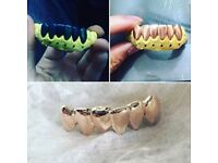 Custom made Grillz and Caps