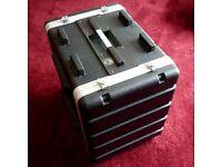 Flight Rack Mount Equipment Case