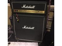 Marshall 1960A 4x12 angled cab