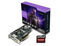 2x Sapphire Radeon R9 270X 2GB Dual-X Boost OC AMD Graphics Card