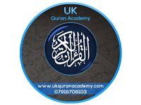 1-2-1 Online & Home Quran Classes Derby Learn Quran with Tajweed Male / Female Quran Teachers