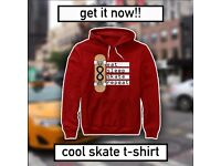 cool skateboard T-SHIRT!!!