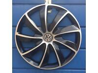 """VW Volkswagen 16"""" wheel trims set of 4"""