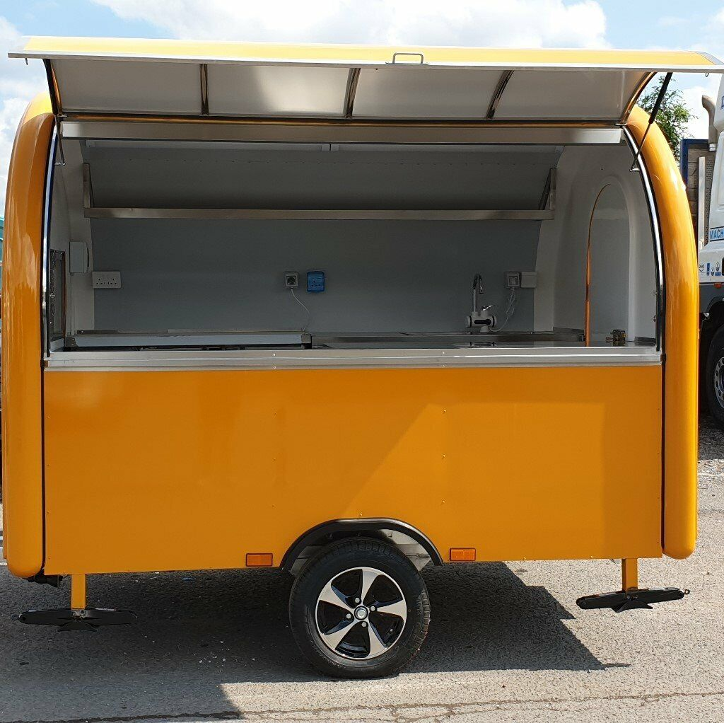 New Mobile Catering Trailer Burger Bar Coffee Trailer 2800x2000x2300 Ready  To Go   in Newcastle, Tyne and Wear   Gumtree