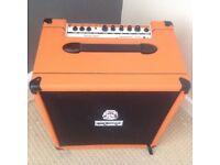 Orange Crush 50W Combo Bass Amp