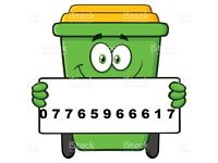 Rubbish Remover,Waste Removal Bin Collection, Large or Tiny WeCollect/FAST/FAST/FAST/FAST