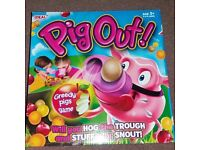 Pig Out Board game