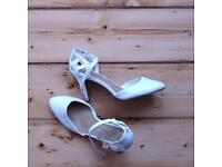 New look wedding shoes, wide fit