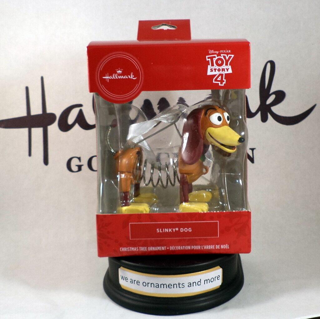 Hallmark Slinky Dog - Toy Story 4 - Christmas Tree Ornament