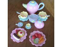 Fifi & the Flowertots Toy Tea Party Set