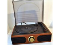 DERENS 44790 RECORD PLAYER