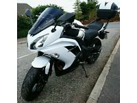 Kawasaki ER6F 2015 £3400
