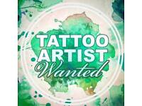 Tattoo Artists wanted