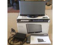 BOSE SoundDock Series 2 iPhone/iPod Dock Speaker