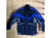 Child's / kids motorcycle jacket