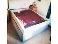 Deluxe King-size Waterbed (Mudbed)