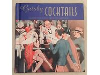 Gatsby Cocktail book