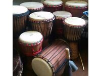 Djembe/African drum/African djembe drum/African drumming Nottingham