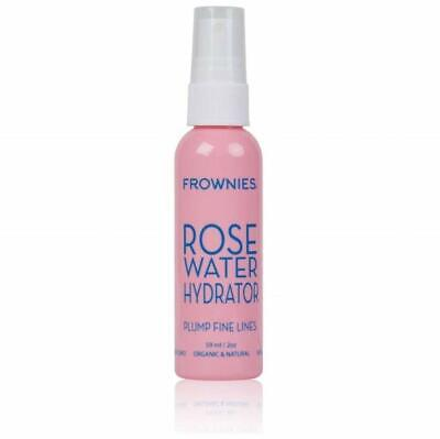 Frownies Rose water hydration spray -