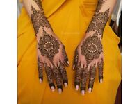 Pro Henna Mehndi Artist London - Bridal, party etc.